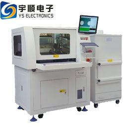 Ο αυτόματος ευθύγραμμος CNC CNC μηχανών διαχωριστών PCB δρομολογητής εγκρίνει το σε μη απευθείας σύνδεση CNC CE δρομολογητή PCB