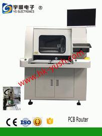 Αυτόματος χωρισμός PCB PCB Depanelizer CNC δρομολογητών PCB Depaneling λέιζερ